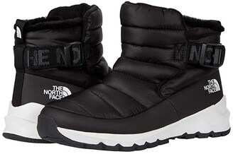 The North Face Thermoball Pull-On (TNF Black/TNF White) Women's Shoes