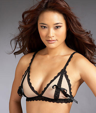 Hanky Panky After Midnight Open Cup Bralette