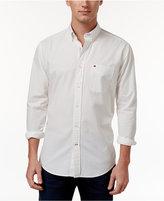 Tommy Hilfiger Men's Diamond Dobby Shirt