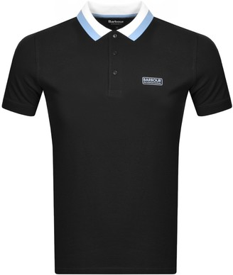 Barbour International Ampere Polo T Shirt Back