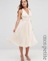 Asos WEDDING Hollywood Midi dress