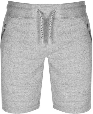 Superdry Collective Sweat Shorts Grey