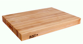 Houseology Boos Blocks ProChef Chopping Board - Hard Rock Maple - Large
