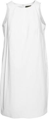 Conquista White Cotton Sack Dress