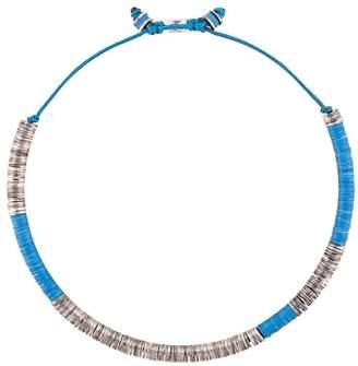 M. Cohen Beaded Colour-Block Bracelet