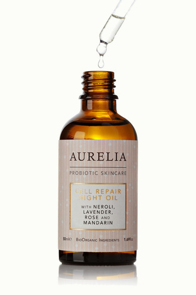Aurelia Probiotic Skincare Cell Repair Night Oil, 50ml - one size