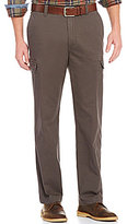 Roundtree & Yorke Flat Front Cargo Pants