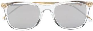 Carrera Square Tinted Sunglasses