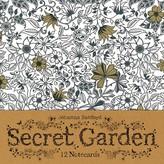 Chronicle Books Secret Garden Notecards