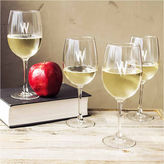 Cathy's Concepts CATHYS CONCEPTS Set Of 4 Personalized Spooky 19-Oz. White Wine Glasses