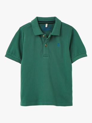 Joules Little Joule Boys' Woody Polo Shirt