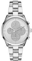Michael Kors Slater Stainless Steel Crystal Chronograph Watch