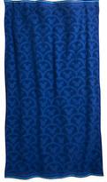Disney Mickey Mouse Floral Beach Towel - Blue