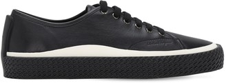 Salvatore Ferragamo Storm Leather Sneakers