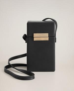 MANGO Coffer Bag