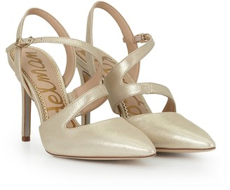 Hollyn Strappy Pointed Toe Heel