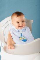 Mud Pie Baby-boys Newborn First Birthday Bib
