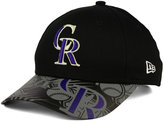 New Era Kids' Colorado Rockies Reflect Fuse 9FORTY Cap