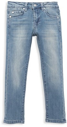7 For All Mankind Little Boy's & Boy's Faded Jeans