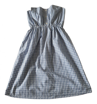 soeur Blue Cotton Dresses