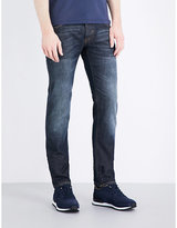 Armani Jeans J20 Slim-fit Tapered Jeans