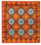 Solo Rugs Suzani Oriental Area Rug, 8'1 x 8'7