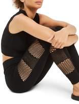 Ivy Park Women's Net Leggings