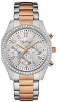 Caravelle NY Ladies Crystal 45L148-Orologio da Polso