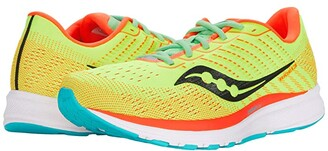 Saucony Ride 13 (Alloy/Black) Men's Shoes