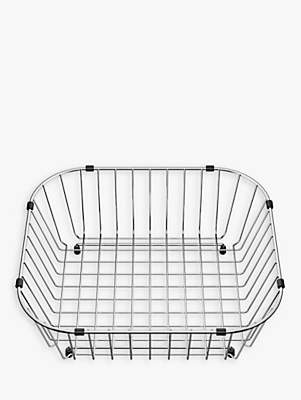Blanco Median Kitchen Sink Drainer Basket, Stainless Steel