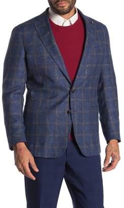 Peter Millar Sarinia Windowpane Jacket