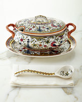 Horchow Pavoes Covered Tureen Set