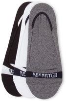 Sperry Men's Invisible Shoeliner Socks