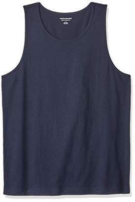 Amazon Essentials Regular-fit Stripe Tank Top T-Shirt,(EU L)