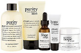 philosophy Renewed 5 Pc Makeup Optional Skincare System