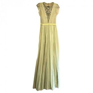 Jenny Packham Green Lace Dresses