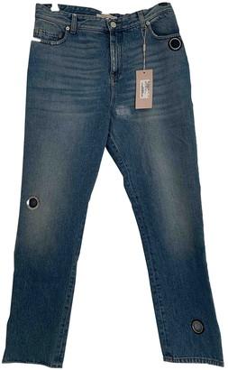 Christopher Kane Blue Denim - Jeans Jeans for Women