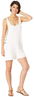 L-Space Carina Jumper (Ivory) Women's Jumpsuit & Rompers One Piece