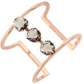 Vince Camuto T-Bar Crystal Cuff Bracelet