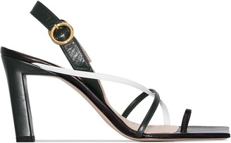 Wandler Elza 85mm sandals