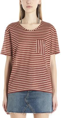 Saint Laurent Striped T-Shirt