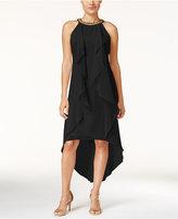 Thalia Sodi Ruffled High-Low Dress, Only at Macy's