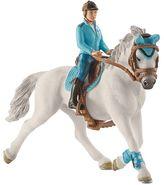 Schleich Tournament Horse Rider Figure