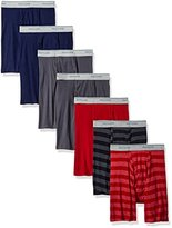 Fruit of the Loom Men's 7 Pack Assorted Boxer Brief