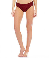 Antonio Melani Swim Crochet Tab Side Bottom