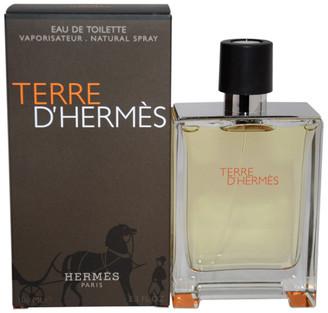 Hermes Men's Terre D'hermes 3.3Oz Eau De Toilette Spray