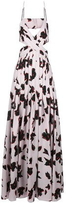 Proenza Schouler Iris Maxi Dress