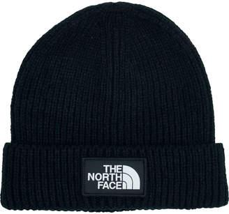 The North Face Inc Logo Cuffed Beanie Hat
