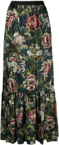 I'M Isola Marras floral maxi skirt