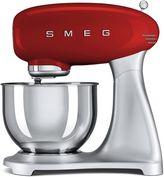 Smeg 5-Quart Retro Stand Mixer with Stainless Steel Bowl